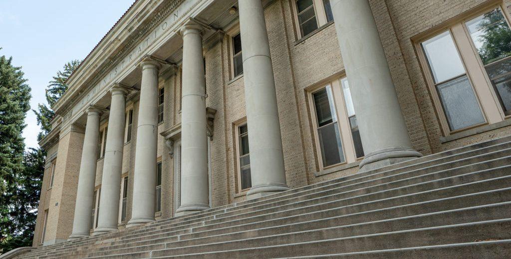 CSU Admin Building
