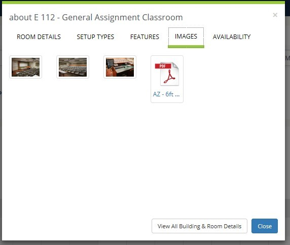 classroom seating chart screenshot